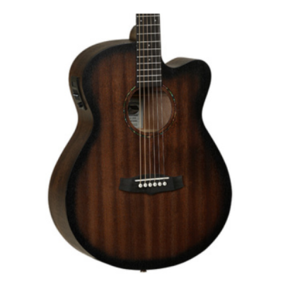 Tanglewood, Crossroads, Super Folk, Acoustic Electric, Pickup, Cutaway, TWCR SFC, Tanglewood near me, Tanglewood Cape Town,