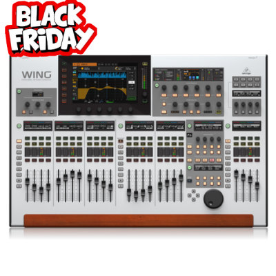 Behringer , Wing, Black Friday, 48 channel mixer, Digital mixer, Behringer near me, Behringer Cape Town, Black friday Specials
