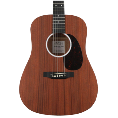 Martin, DJR-10E01, Acoustic, Pickup, Mini Dreadnaught, Sapele, Martin Cape Town, Martin Near Me