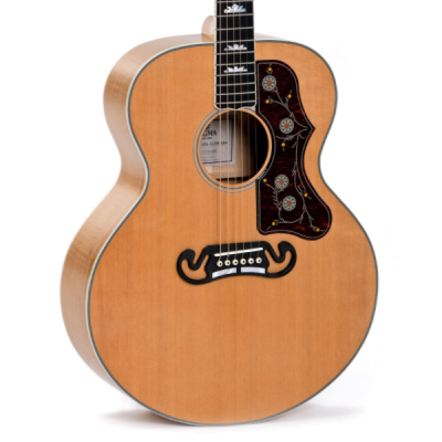 Sigma, GJA-SG200-AN, Acoustic, Acoustic Electric, Maple, Pickup, Sigma Near me, Sigma Cape Town,