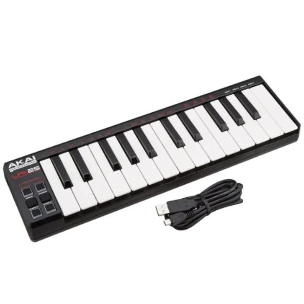Akai, LPK25, Controller, 25 key, Akai Near Me, Akai Cape Town,