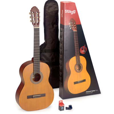 Stagg, Classical guitar, Full size, Guitar pack, Beginner guitar, Nylon string, Stagg near me, Stagg Cape Town