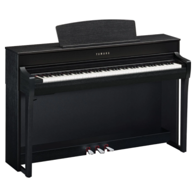 Yamaha CLP-745B, Black, 88 key, hammer action, digital piano, stage, church, home, band, usb, yamaha near me, yamaha cape town