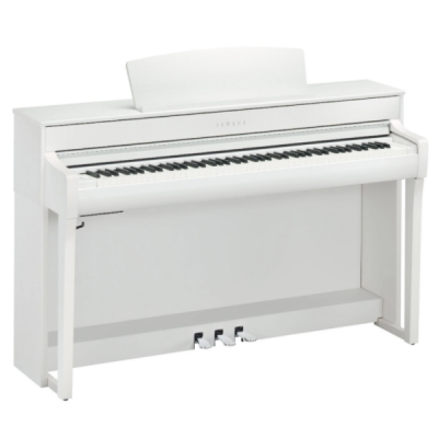 Yamaha CLP-745W, White, 88 key, hammer action, digital piano, stage, church, home, band, usb, yamaha near me, yamaha cape town