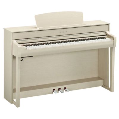 Yamaha CLP-745WA, White Ash, 88 key, hammer action, digital piano, stage, church, home, band, usb, yamaha near me, yamaha cape town