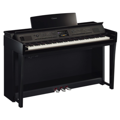 Yamaha CVP-805PE, Polished Ebony, 88 Key, Hammer Action, Digital Piano, Stage, Church, Home, Band, Usb, Yamaha Near Me, Yamaha Cape Town