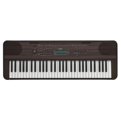 Yamaha PSR-E360, Dark Walnut, Arranger, Keyboard, 61 Key, Yamaha Cape Town, Yamaha Near Me