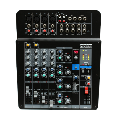 Samson, Mixpad, MXP124FX, 12-Channel, Analog mixer, Samson Mixer Near me, Samson Mixer Cape town,