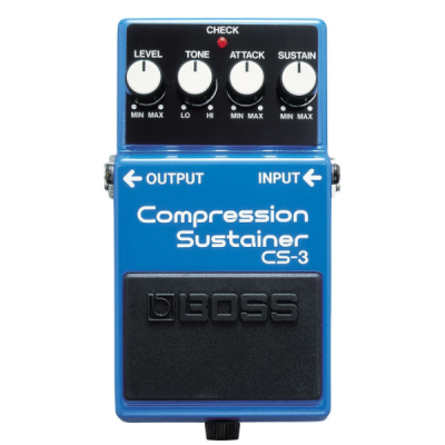 Boss, CS-3, Compressor, Sustainer, Pedal, Effects pedal, Boss Near Me, Boss Cape Town,