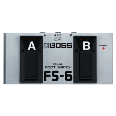 Boss, FS-6, Footswitch, Dual Switch, Boss Near Me, Boss Cape Town,