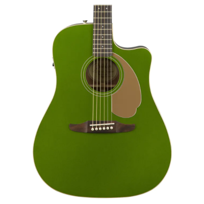 Fender, California, Redondo, Player, Acoustic Electric, Guitar, Electric Jade, Fender, Fender Cape Town