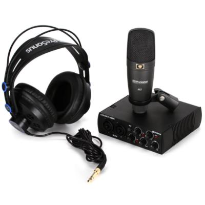 Presonus, Audiobox USB 96 Studio, Studio Bundle, 25th Anniversary, Interfase, Audio interface, Presonus near me, Presonus Cape Town,