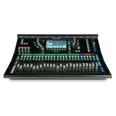 Allen & Heath, Digital Mixer, SQ6, 48 Channel, Allen & Heath Cape Town, Allen & Heath Near Me,