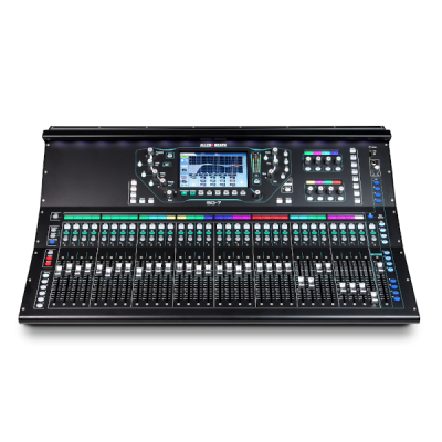 Allen & Heath, Digital Mixer, SQ7, 48 Channel, Allen & Heath Cape Town, Allen & Heath Near Me,