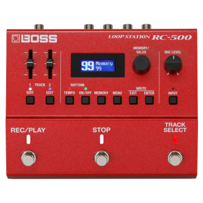 Boss, RC-500, Loopstation, Effects Pedal, Boss Near Me, Boss Cape Town,