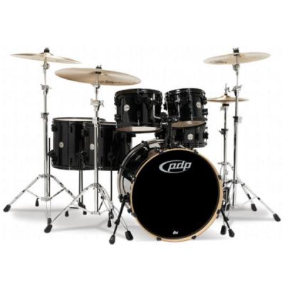 PDP, Concept Maple, 6-Piece, drum kit, Studio Black Sparkle, PDP near me , PDP Cape town,
