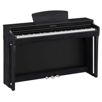 Yamaha, CLP-725B, Digital Piano, Matte Black, Yamaha Digital Piano Near me, Yamaha Digital Piano Cape Town,